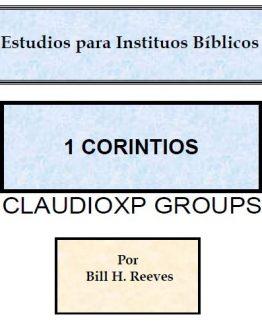 COMENTARIO 1CORINTIOS, Sept. 2009
